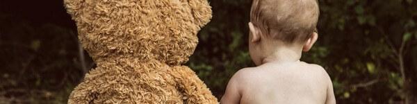 Ръчно плетена играчка подходяща идея от кръстницата