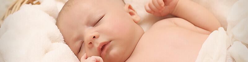 Бебешка козметика подарък от кръстниците софия
