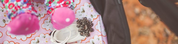 Чанта за бебешки аксесоари когато кръщаваш дете