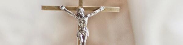 Кръст подарък за кръщене на голям мъж